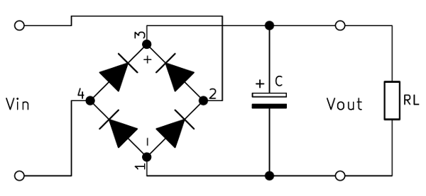 smoothing and filter capacitor calculator