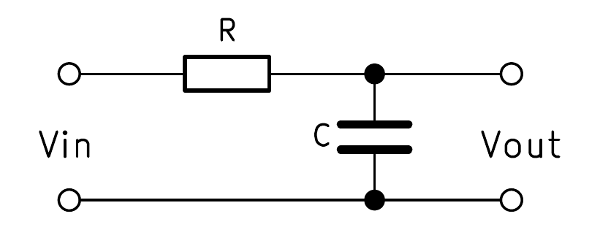low pass filter calculator