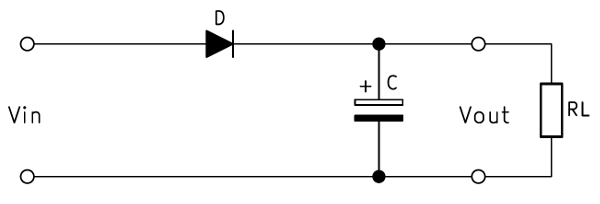 Smoothing and Filter Capacitor Calculator - ElectronicBase